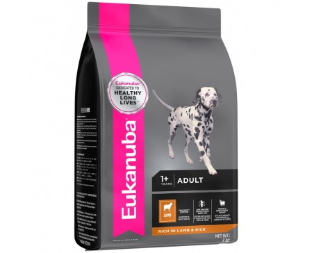 Eukanuba Dog Adult Small - Medium Breed Lamb & Rice