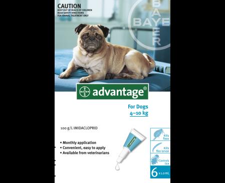 Advantage Dog M