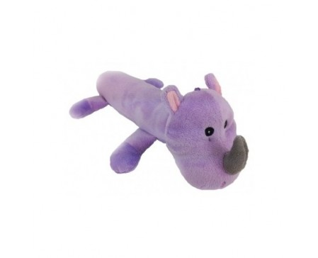bestpet-rhinoceros-log-dog-toy