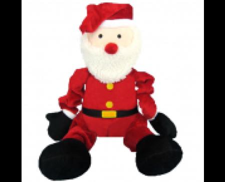 bestpet-santa-bungee-dog-toy
