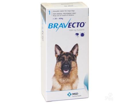 Bravecto Tablet Large