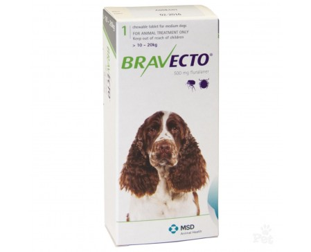 Bravecto Tablet Medium