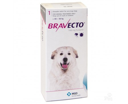 Bravecto Tablet X-Large