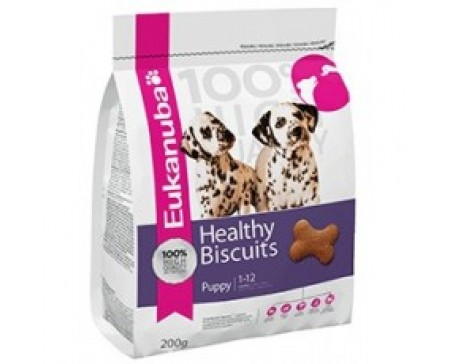 Eukanuba Dog Puppy & Junior Healthy Biscuits