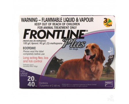Frontline Plus L