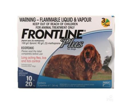 Frontline Plus M