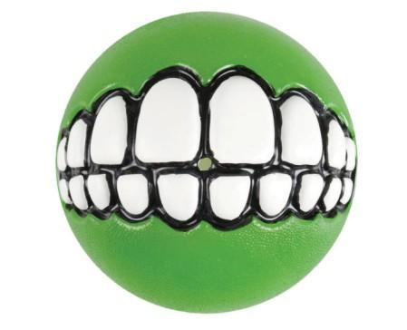 dog-ballz-grinz-ball-small-lime