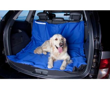 Wag World Car Seat Hammock Blue