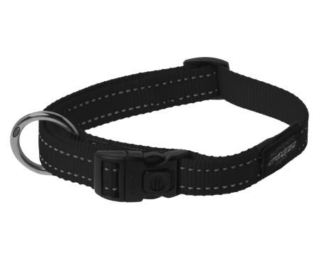 Rogz Dogz Lumberjack SR Collar XL Black