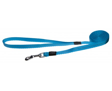 Rogz Dogz Nitelife Fixed Lead S Turquoise