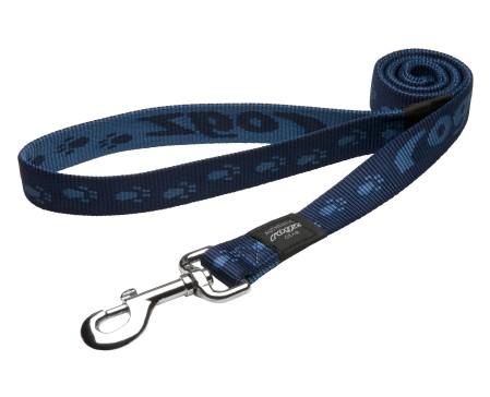 Dogz Beltz Everest Fixed Lead Blue XL