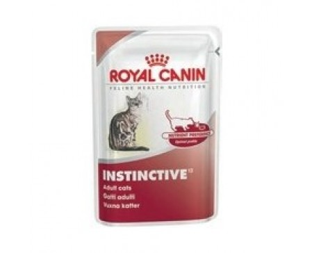 Royal Canin Feline Instinctive Chunks in Gravy