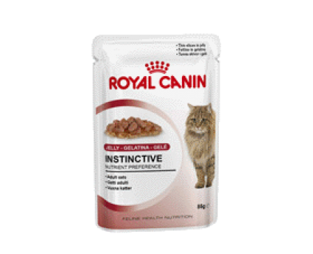 Royal Canin Feline Instinctive Chunks in Jelly