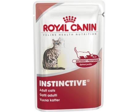 Royal Canin Feline Instinctive Chunks in Gravy 12 X 85g