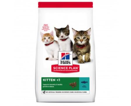 Science Plan Kitten Healthy Development with Tuna - 1.5kg