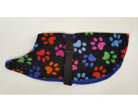 dog-jackets-small-medum-28cm-paw-prints