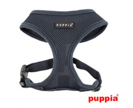puppia-soft-harness-dog-x-large-grey
