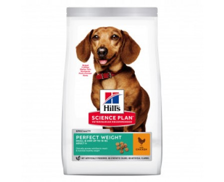 Science Plan Canine Perfect Weight Small & Mini