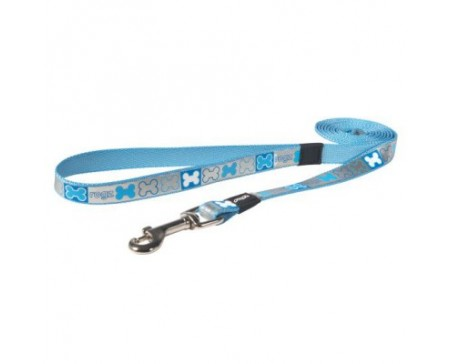 Rogz-Reflecto-Puppy-Lead-Blue