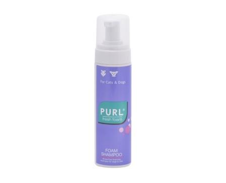 purl-fresh-foam-rinse-free-shampoo-dogs-cats