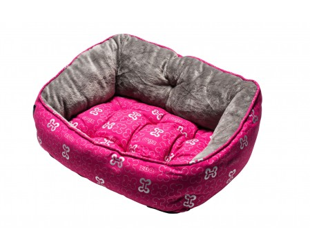 Rogz Dogz Lapz Trendy Podz Pink Bones
