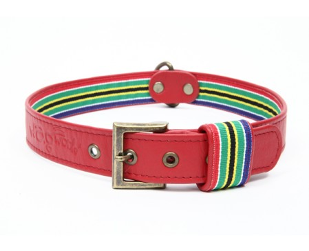 Wag World Collar XL Red