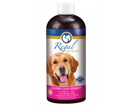Regal Glossy Coat Remedy 400ml
