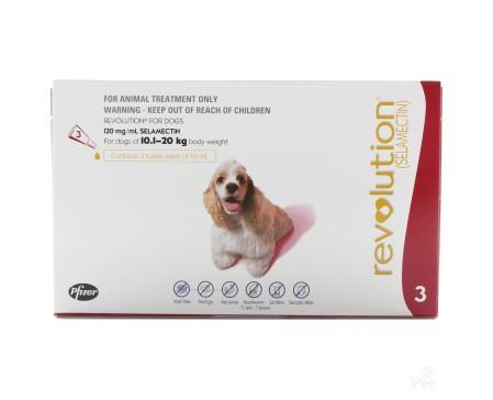 Revolution Dog, 10-20kg