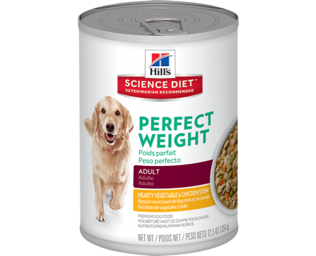 science-plan-canine-perfect-weight-hearty-vegetable-chicken-stew-tin-354g