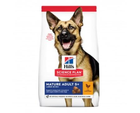 hills-science-plan-active longevity-mature-senior-large-breed-dog-food