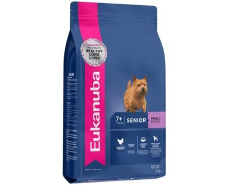 Eukanuba Dog Mature & Senior Small Breed-3kg