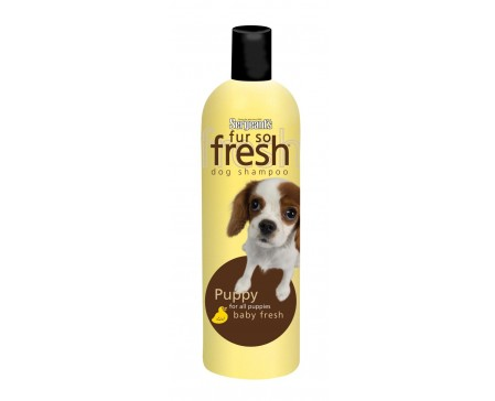 Sergeants-fur-so-fresh-tearless-puppy-shampoo