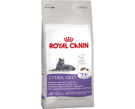 Royal Canin Sterilised Adult 7+