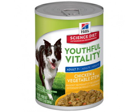 hills-science-plan-youthful-vitality-dog-food-tin