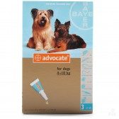 Advocate Dog Medium, 4 - 10kg