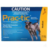 Prac-tic Top-Spot Dog, 11 - 25kg (Single)