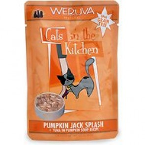 Weruva Cats in The Kitchen Pumpkin Jack Splash-Pouch x1- 85g