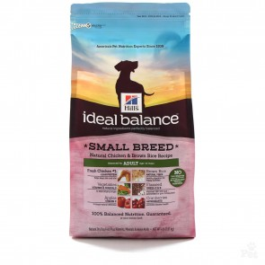 Ideal Balance Small Breed Adult Natural Chicken & Brown Rice