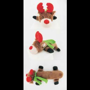 Best Pet Reindeer Log Dog Toy