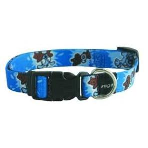 Rogz Pupz Beltz Yo Yo Yip Yap SR Collar S Blue