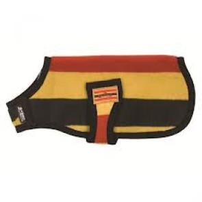 Rambo Newmarket Fleece Dog Jersey - Gold
