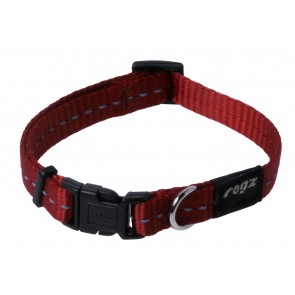 Rogz Utility Small 11mm Nitelife Dog Collar