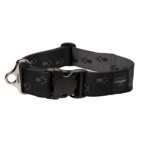 Dogz Beltz Bigfoot SR Collar Black XXL