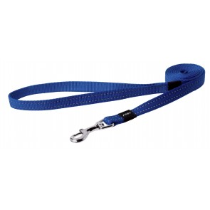 Rogz Dogz Snake Fixed Lead M Blue