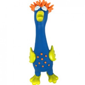 petstages-neon-chicken-latex-free-dog-toy