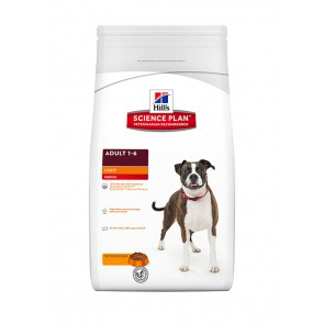 Science Plan Canine Adult Light Medium