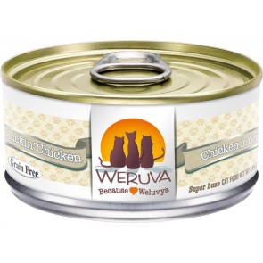 Weruva Paw Lickin' Chicken for Cats - Grain Free