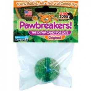 Pawbreakers - 100% Natural Edible Catnip Toy Treat