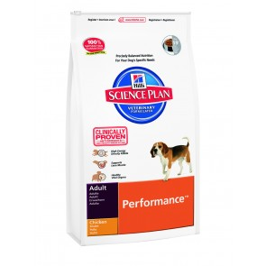 Science Plan Adult Performance Dog