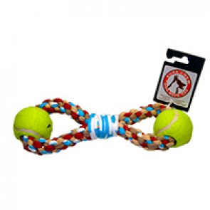 supa-chew-2-rings-rope-dog-toy-with-2-balls